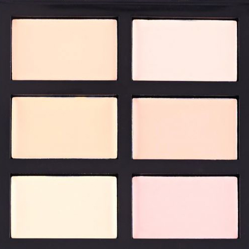 Studio Concealer and Correcting Palette MC108