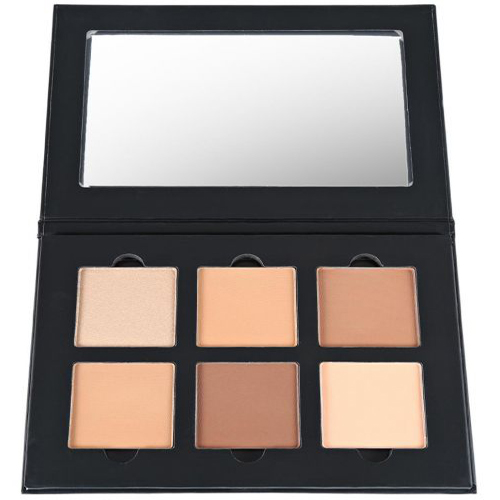 6 Color Contour Powder فراروسی