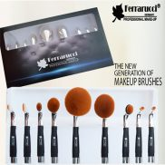 New Generation Makeup Brush Set