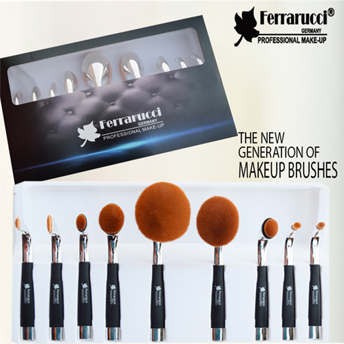 New Generation Makeup Brush Set فراروسی