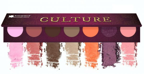 Culture Eyeshadow Palette فراروسی