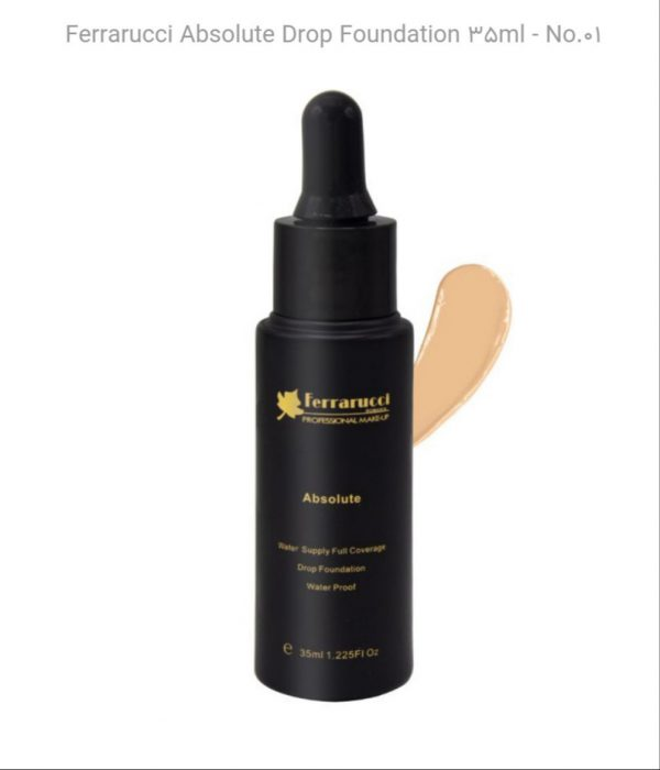 Absolute Drop Foundation 35 ml