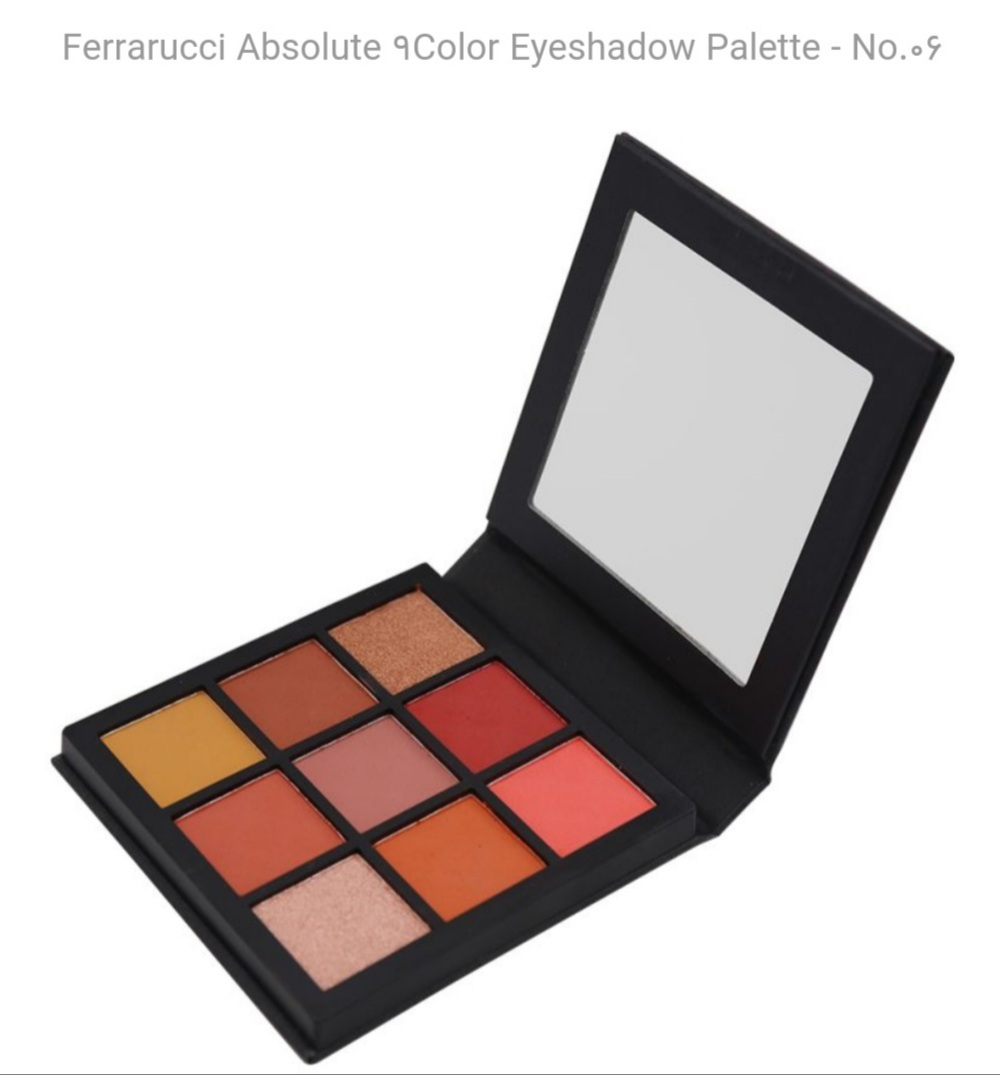 Absolute 9Color Eyeshadow Palette فراروسی
